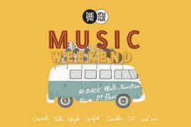 happening and Friends: Music Weekend