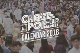 CHEEZE POP-UP MARKET 2018