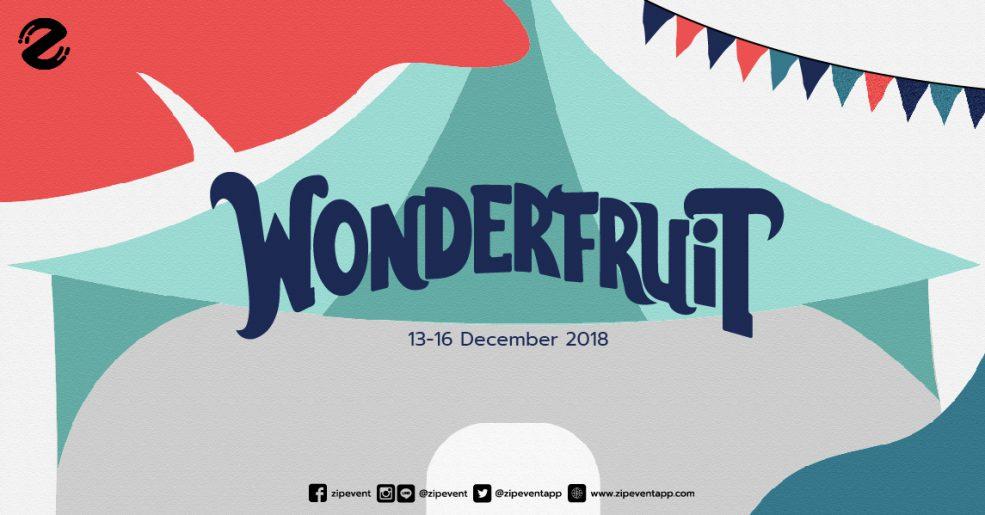 มากกว่าแค่งานดนตรีที่ทำให้คุณได้รู้จักตัวเองมากขึ้นกับ Wonderfruit 2018