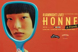 JAMnight live with honne