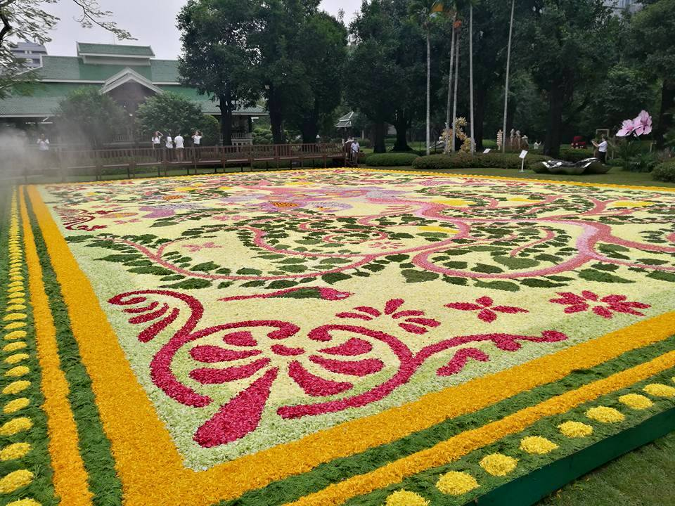 Nai Lert Flower & Garden Art Fair 2019