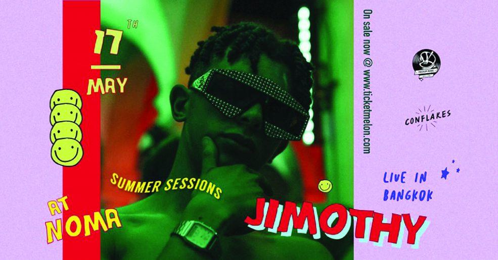 มารู้จักกับ Jimothy Lacoste ไอ้หนูมหัศจรรย์ ก่อนไป Jimothy Live in Bangkok: Summer Sessions 2019