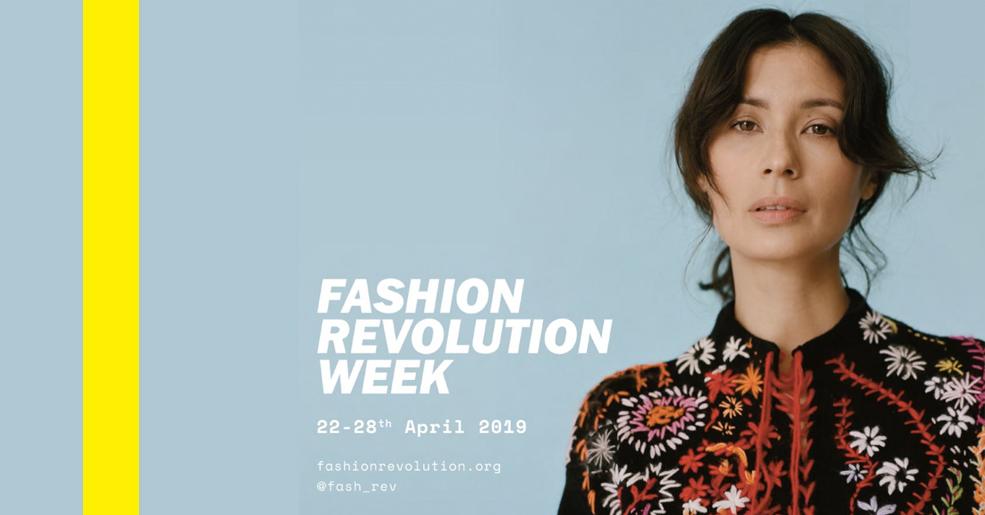 Fashion Revolution Week 1 สัปดาห์กับการสร้างแรงบันดาลใจ (22-28 เม.ย.)