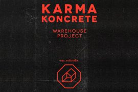 Karma Koncrete - Warehouse Project