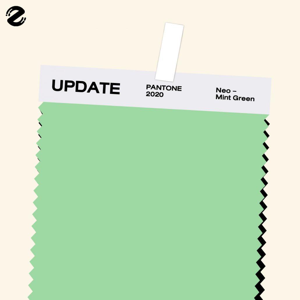 Neo - Mint Green