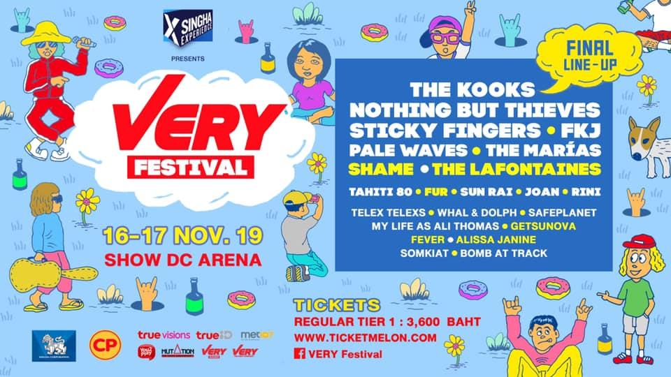 VERY Festival 2019
