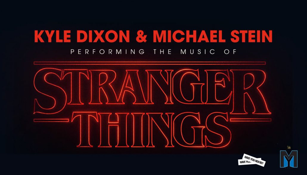 Kyle Dixon & Michael Stein performing Stranger Things music