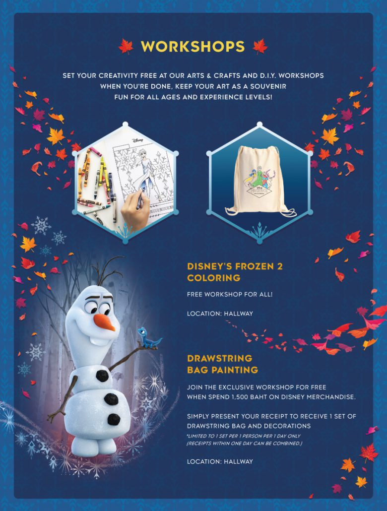 King Power and Disney's Frozen 2 Magical Journey
