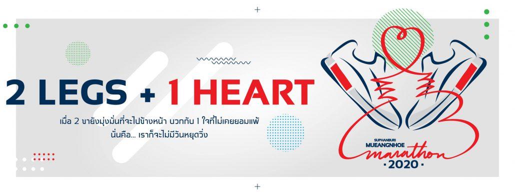 งานวิ่ง สุพรรณบุรี เมืองเหน่อมาราธอน 2020