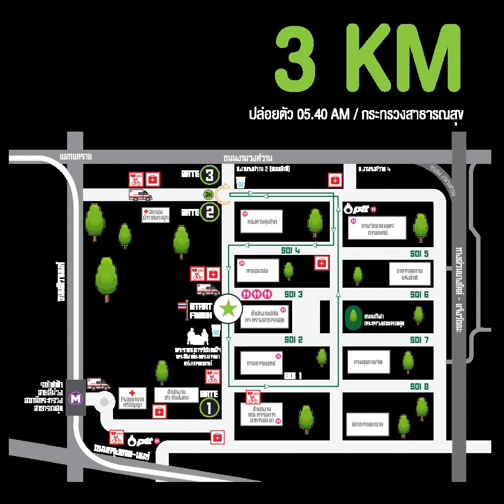 งานวิ่ง Samsen Space Run 2020