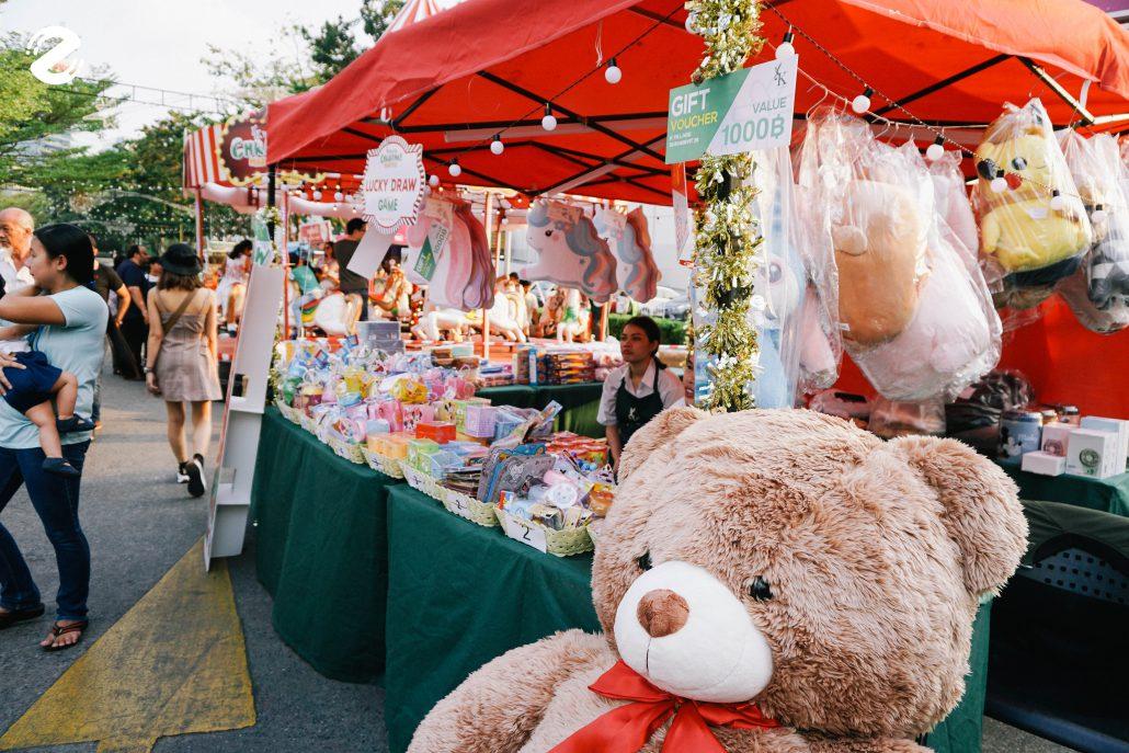 K Village Christmas Market 2019