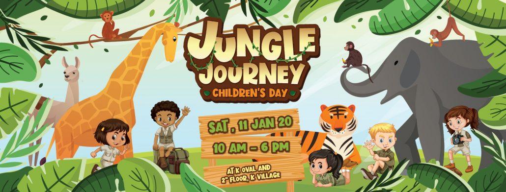 """Jungle Journey"" Children's Day"
