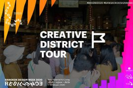 Creative District Tour | Bangkok Design Week 2020
