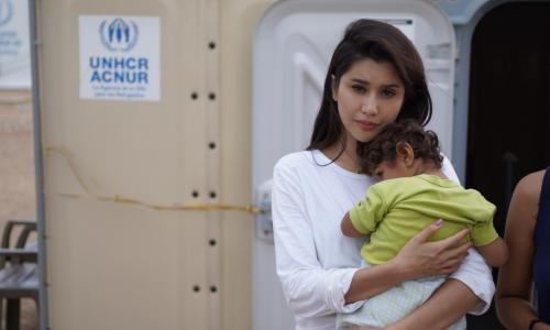 Venezuela Film Night - Tribute to UNHCR for Refugee and Migrant Crisis