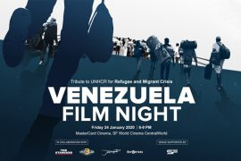 Venezuela Film Night - Tribute to UNHCR for Refugee and Migrant Crisis
