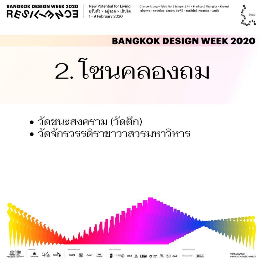 Bangkok Design Week 2020