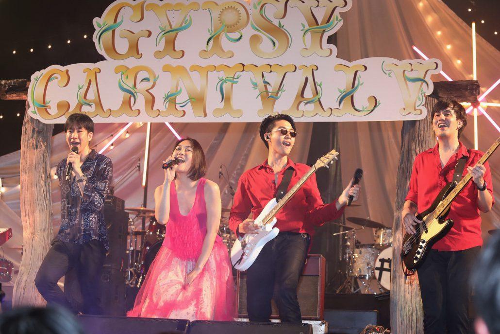 """เทศกาลดนตรี ยิปซี คาร์นิวัล 5 """"งานวัดภูเขาทอง"""""""