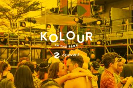 Kolour in the park 2020