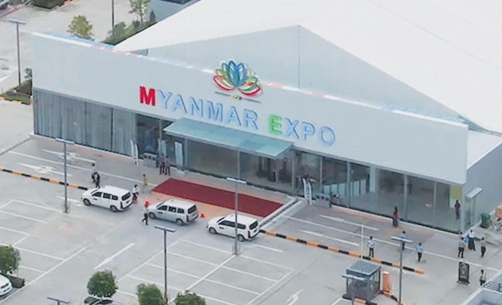Tastefully Myanmar Expo 2020
