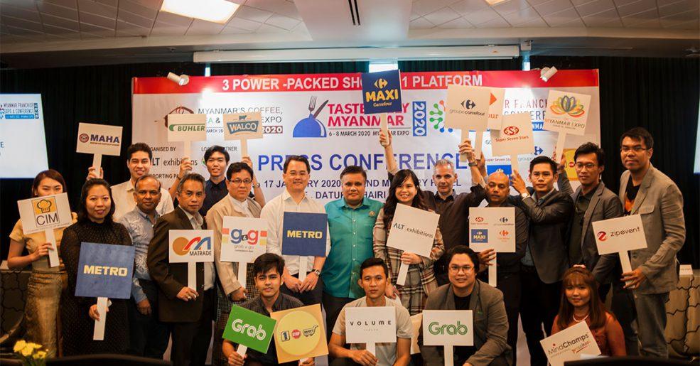 พาเยือนประเทศเพื่อนบ้านไปกับงาน Tastefully Myanmar Expo 2020