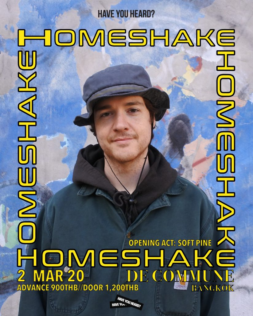 Homeshake Live