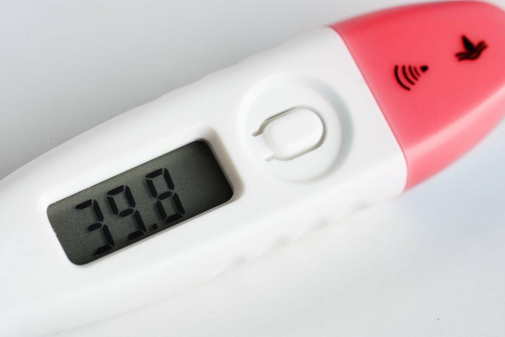 วัดอุณหภูมิ