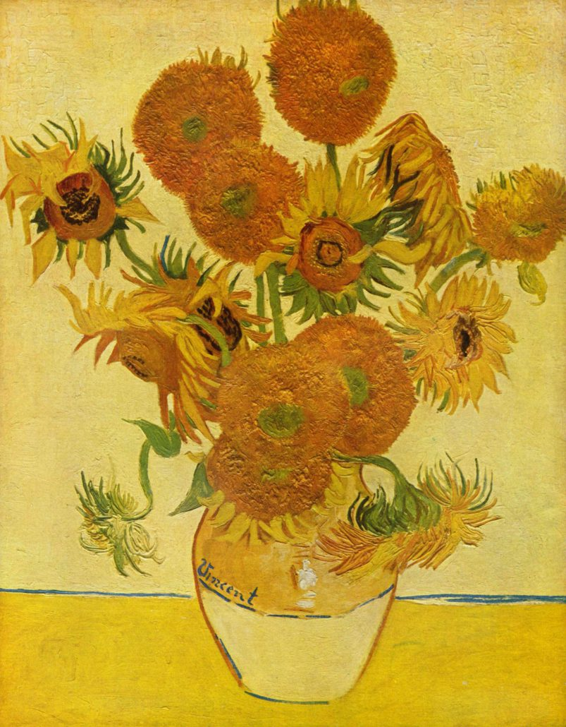 Van Gogh. Life and Art