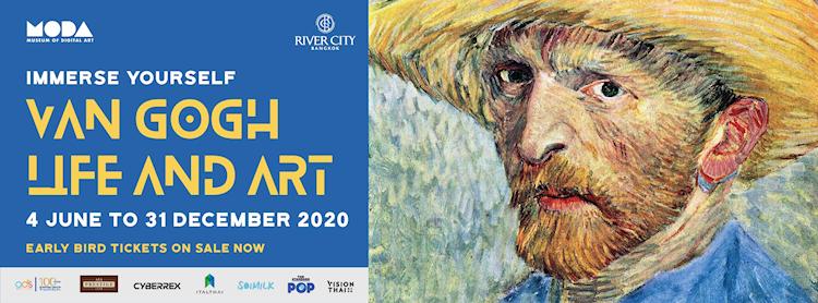 Van Gogh. Life and Art