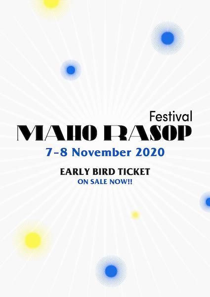 Maho Rasop Festival 2020