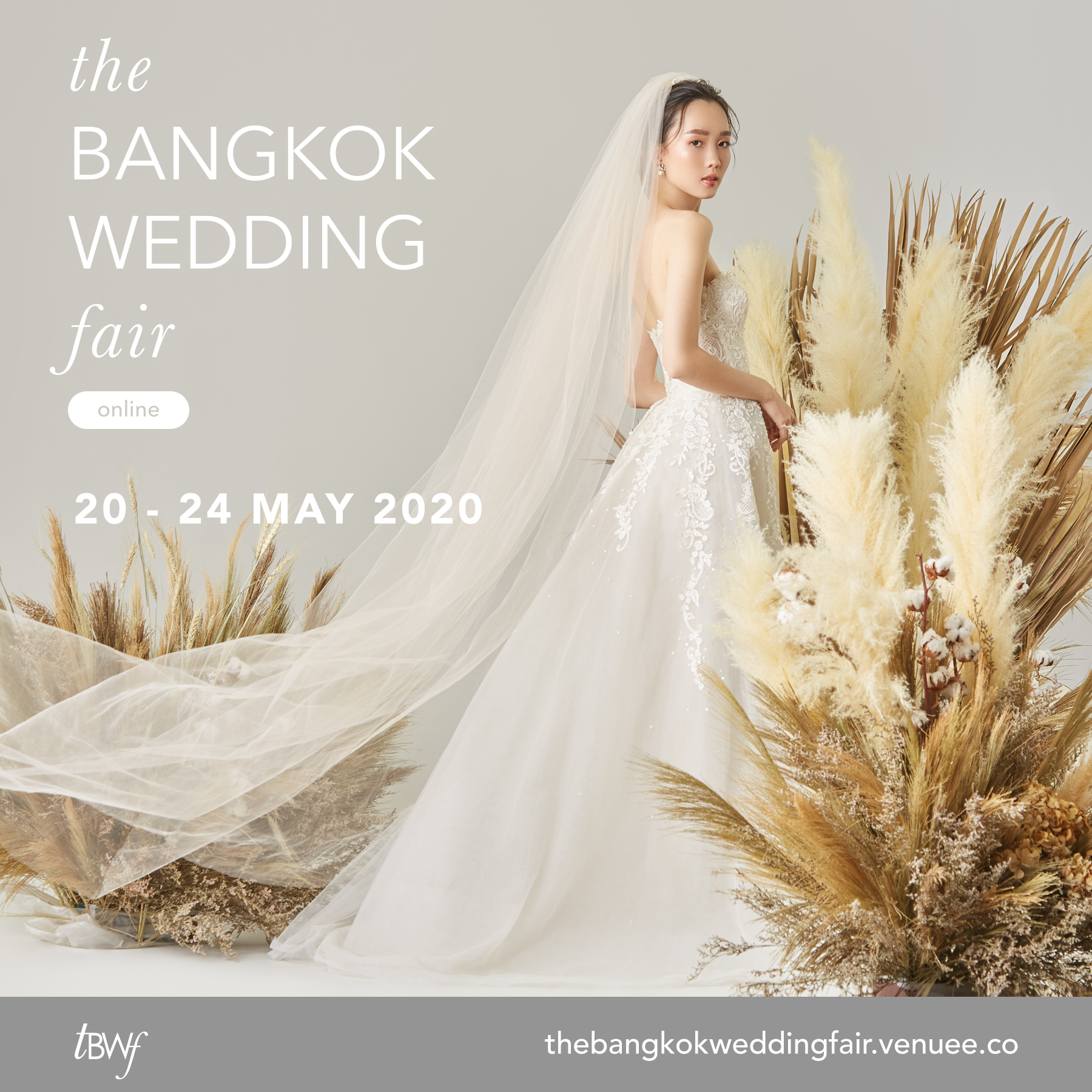 The Bangkok Wedding Fair Online