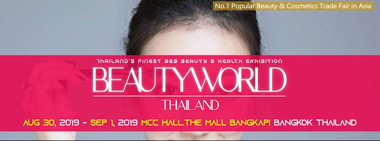 BEAUTY WORLD THAILAND 2019