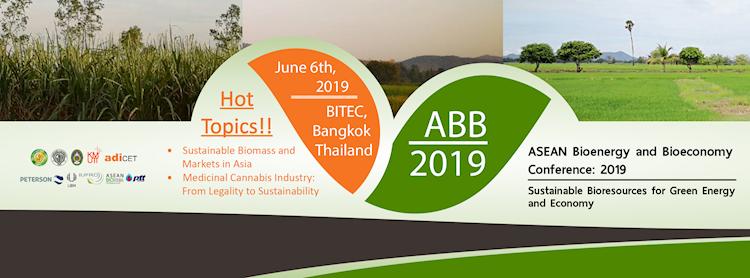 ASEAN Bioenergy and Bioeconomy Conference 2019
