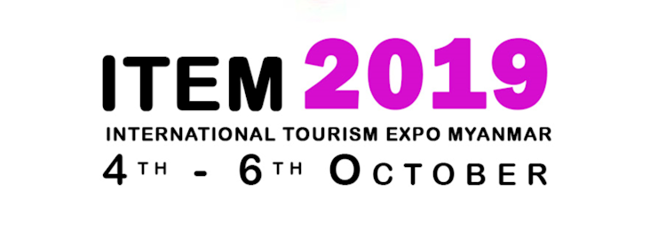 International Tourism Expo, Myanmar - ITEM 2019
