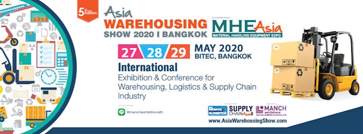 Asia Warehousing Show 2020