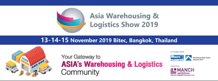 Asia Warehousing & Logistics Show 2019
