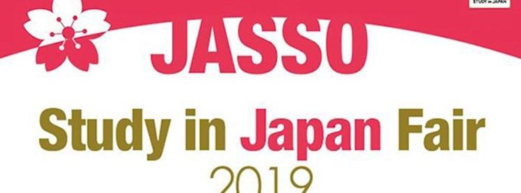 JASSO Study in Japan Fair 2019 in Bangkok