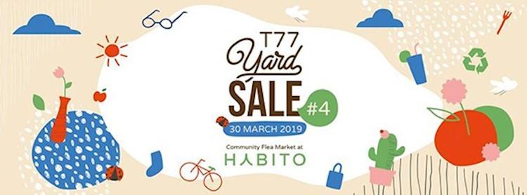T77 Yard Sale Volume 4