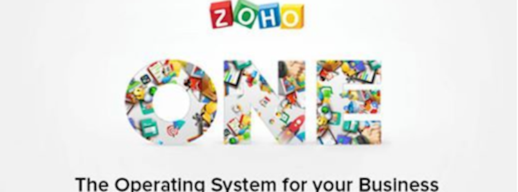 Run your entire business with Zoho (Overview)