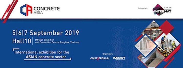 Concrete Asia 2019