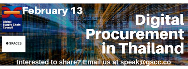 Digital Procurement Forum