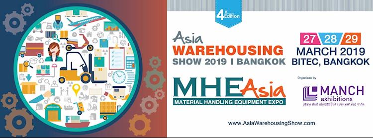 Asia Warehousing Show 2019