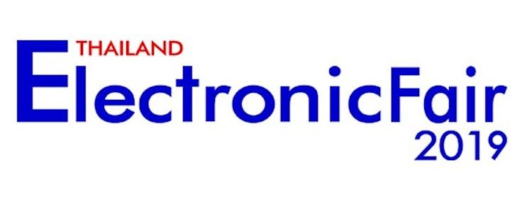Thailand Electronic Fair 2019