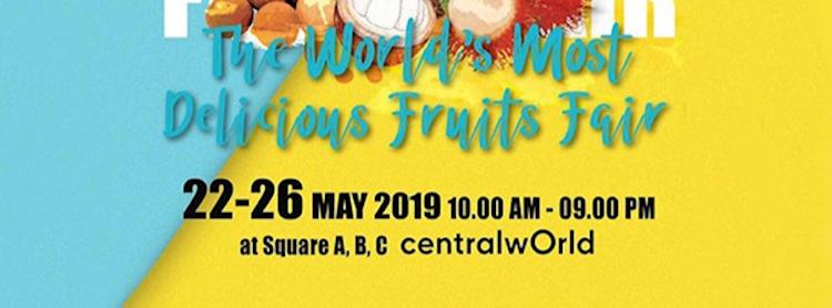 Thailand Fruit Festival: The world's Most Delicious Fruits Fair