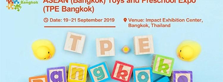 TPE Bangkok ASEAN (Bangkok) Toys and Preschool Expo