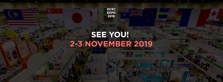 OCSC International Education Expo 2019