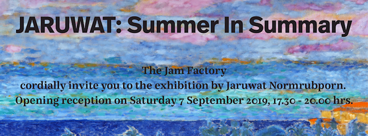 JARUWAT: Summer In Summary