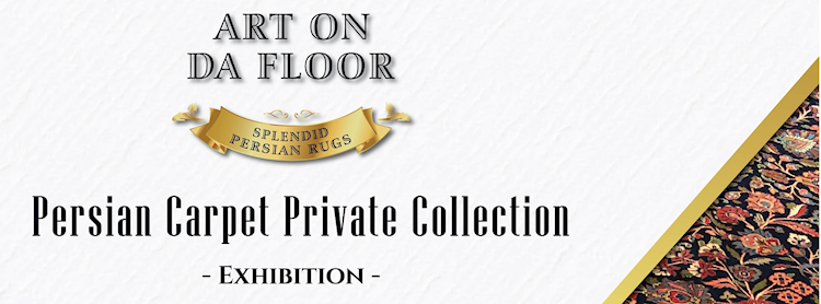 """Persian Carpets Private Collection"""" By """"Art on da floor"""
