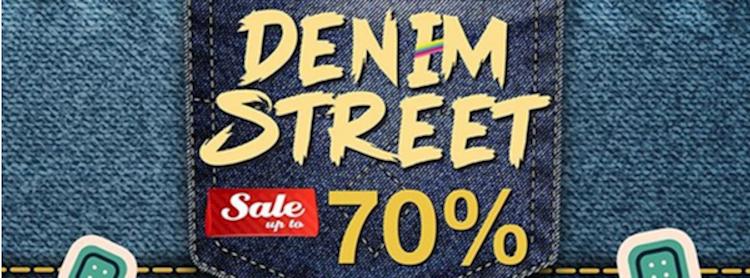 Denim Street รวมพลคนรักยีนส์