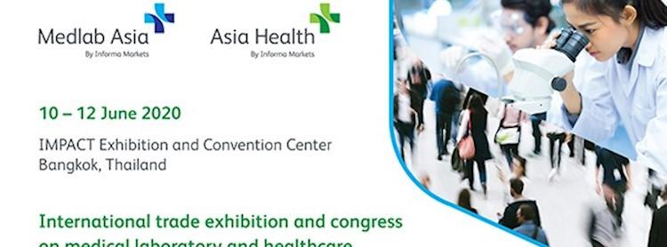 Medlab Asia & Asia Health 2020