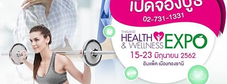 Thailand Health & Wellness Expo